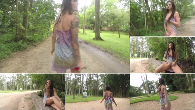 Dread Hot - PUBLIC AT PARK SQUIRT ANAL TOO RISKY? Dread Hot [FullHD 1080P]