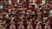Femdom FFM Threesomes - Daisy Ducati, Lyra Law and Mike Panic