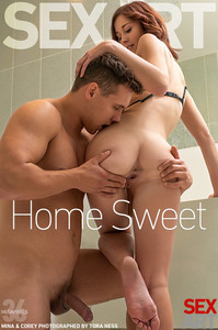 $3x4rt • Mina in Home Sweet    Issue Date: