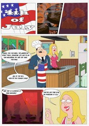 Grigori - American Dad - Hot Times On The 4th Of July