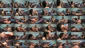 Yasmin First Time Under Debora Vianna Sweaty Feet - Goddess Debora Vianna And Slave Girl Yasmin