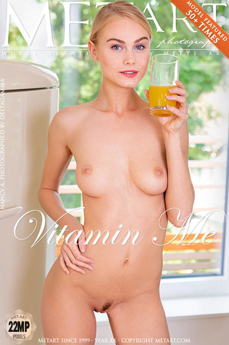 MetArt Nancy A Vitamin Me - idols
