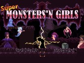 DHM - Super Monsters 'n Girls Build 190818