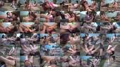 Worship Goddesses Sweaty Feet After Gym - Goddess Lizandra, Goddess Katy And Slave Girl July