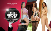 The Butler Did It by LifeSelector