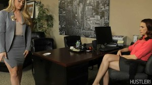 A.J. Applegate, Chanel Preston - This Ain't the Interview XXX sc2, HD