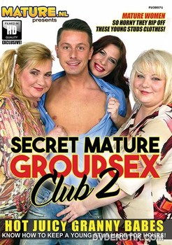 Secret Mature Groupsex Club #2