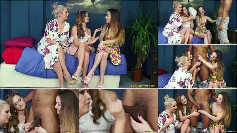 Honour May Kylie Nymphette And Louise Lee Big New Boyfriend - Watch XXX Online [FullHD 1080P]