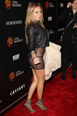"""Adrienne Bailon Flashes Bare Pussy in Supposed """"Wardrobe Malfunction"""""""