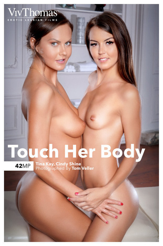 Cindy Shine Tina Kay - Touch Her Body  (2019-10-04)