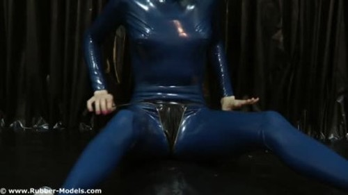 Latex Catsuit, Rubber Gimp, Leather Fetish Sex 268