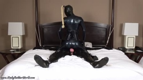 Latex Catsuit, Rubber Gimp, Leather Fetish Sex 232