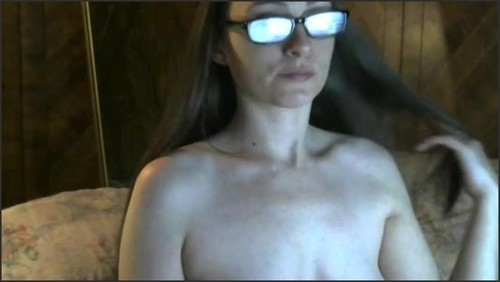 Naked Cigarette Rolling and Smoking - Seraphina May  - iwantclips
