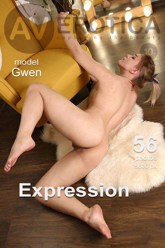 Gwen - Expression - x56