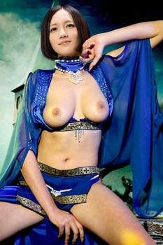 Nocchi / Ayano Omoto fake nude