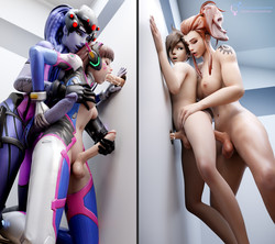JustFuta - 3D Art Collection