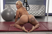 Moriah Mills Cross-Training For Cock