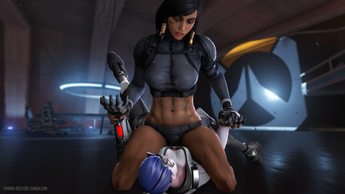 Artist - Pharah FTW 3D Adult Comics